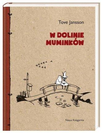 W Dolinie Muminków - okładka książki