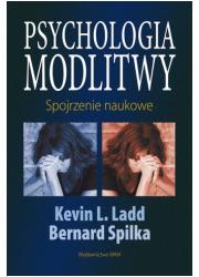 Psychologia modlitwy. Spojrzenie - okładka książki