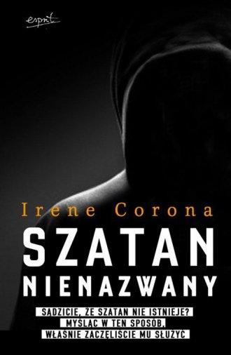 Szatan nienazwany - okładka książki