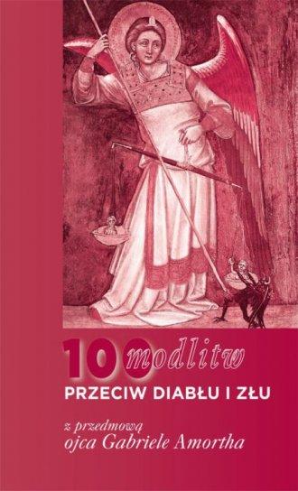 100 modlitw przeciwko diabłu i - okładka książki