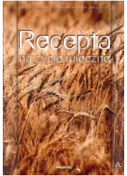 Recepta na życie wieczne - okładka książki