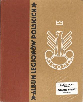 Album Legionów Polskich (+ DVD) - okładka książki