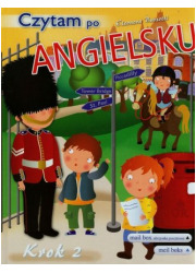 Czytam o angielsku - okładka książki