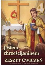 Jestem chrześcijaninem. Klasa 4. - okładka podręcznika