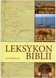 Leksykon Biblii - okładka książki
