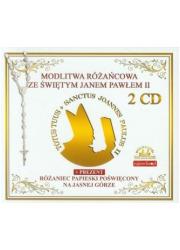 Modlitwa Różańcowa ze Świętym Janem - pudełko audiobooku