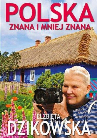 Polska znana i mniej znana - okładka książki