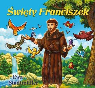 Święty Franciszek - okładka książki