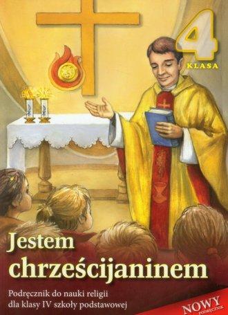 Jestem chrześcijaninem. Religia. - okładka podręcznika