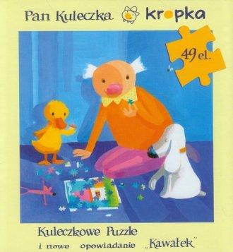 Pan Kuleczka (puzzle 49-elem.) - zdjęcie zabawki, gry