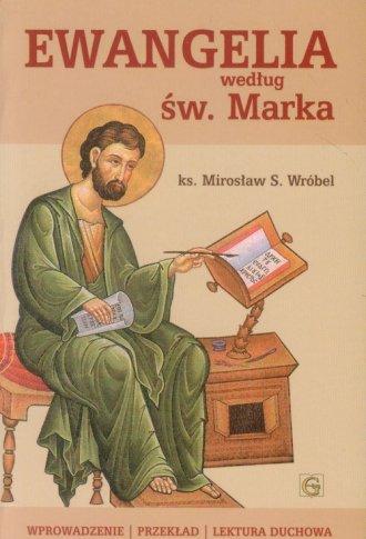 Ewangelia według św. Marka. Wprowadzenie - okładka książki