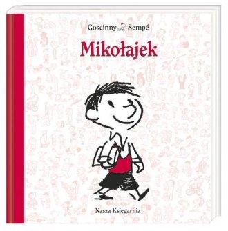 Mikołajek - okładka książki