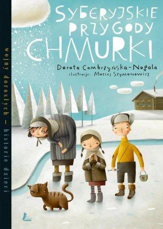 Syberyjskie przygody Chmurki - okładka książki