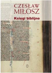 Księgi biblijne - okładka książki
