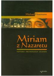 Miriam z Nazaretu - okładka książki
