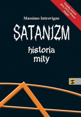 Satanizm. Historia mity - okładka książki