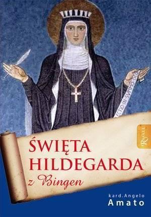 Święta Hildegarda z Bingen - okładka książki