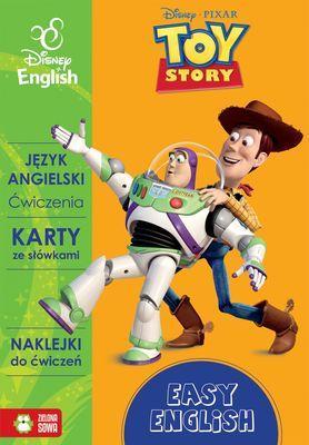 Język angielski. Ćwiczenia. Toy - okładka książki