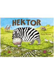 Hektor - okładka książki
