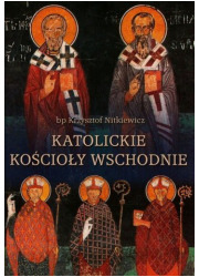Katolickie kościoły wschodnie. - okładka książki