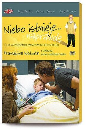 Niebo istnieje... naprawdę (DVD) - okładka filmu