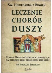 Św. Hildegarda z Bingen. Leczenie - okładka książki