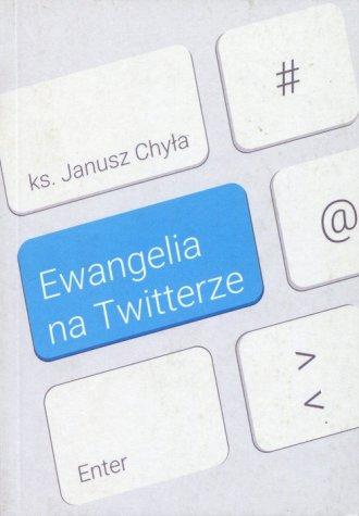 Ewangelia na Twitterze - okładka książki