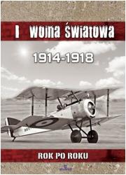 I Wojna Światowa rok po roku - okładka książki
