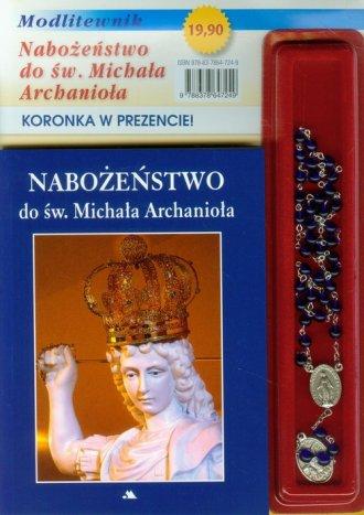 Nabożeństwo do św. Michała Archanioła. - okładka książki