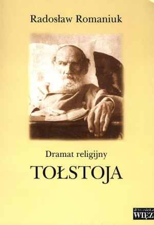Dramat religijny Tołstoja - okładka książki