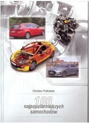100 najpopularniejszych samochodów - okładka książki