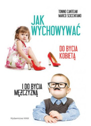 Jak wychowywać do bycia kobietą - okładka książki