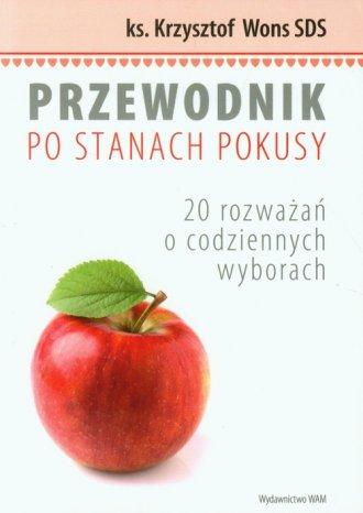 Przewodnik po stanach pokusy. 20 - okładka książki