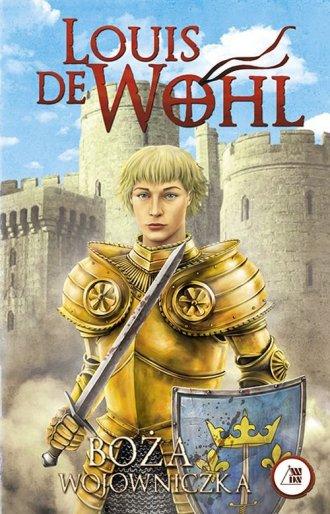 Boża wojowniczka - okładka książki