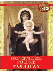 Najpiękniejsze polskie modlitwy - okładka książki