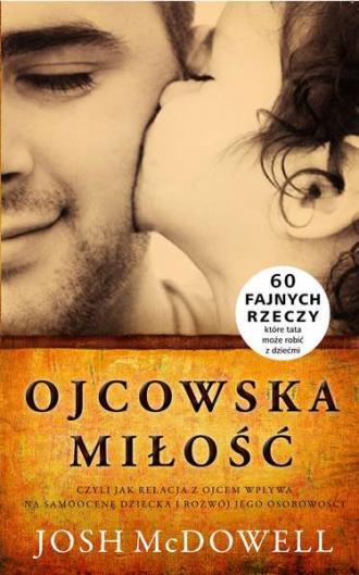 Ojcowska miłość - okładka książki