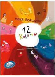 12 kolorów - okładka książki