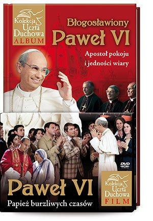 Błogosławiony Paweł VI. Apostoł - okładka filmu