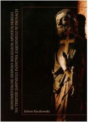 Monumentalne zespoły Kolegium Apostolskiego - okładka książki