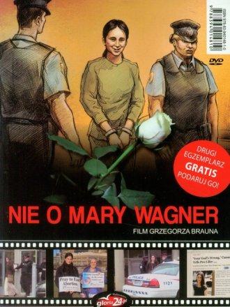 Nie o Mary Wagner (+ 2 DVD) - okładka filmu