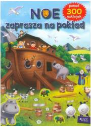 Noe zaprasza na pokład - okładka książki
