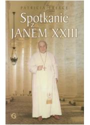 Spotkanie z Janem XXIII - okładka książki