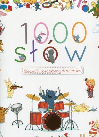 1000 Słów - okładka książki