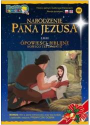 Narodzenie Pana Jezusa. Film z - okładka książki