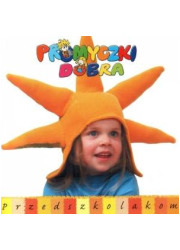 Promyczki Dobra Przedszkolakom - okładka płyty
