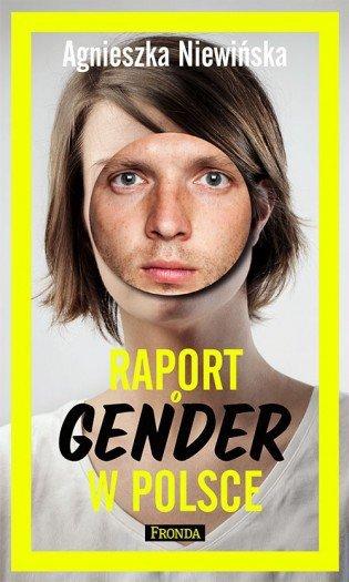 Raport o gender w Polsce - okładka książki