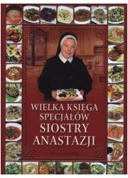 Wielka księga specjałów Siostry - okładka książki