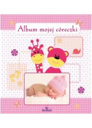 Album mojej córeczki - okładka książki