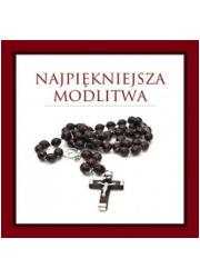 Najpiękniejsza modlitwa - okładka książki