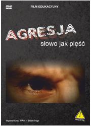 Agresja - słowo jak pięść oraz - okładka filmu